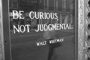 Judgemental