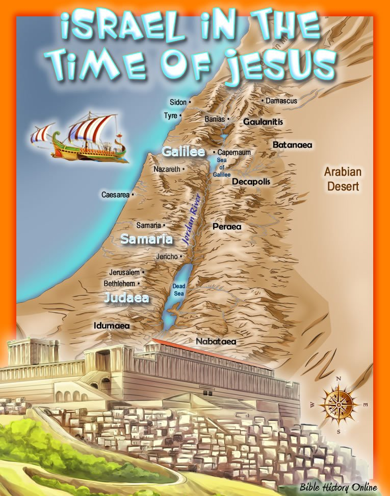 israel-jesus